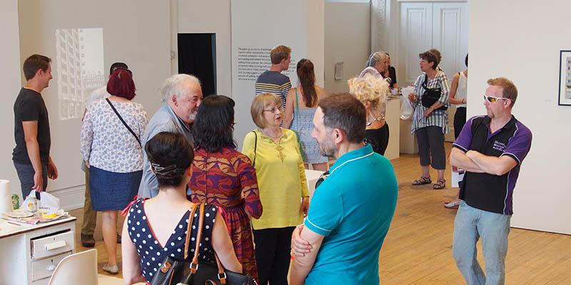 Bury St Edmunds Art Gallery Greed
