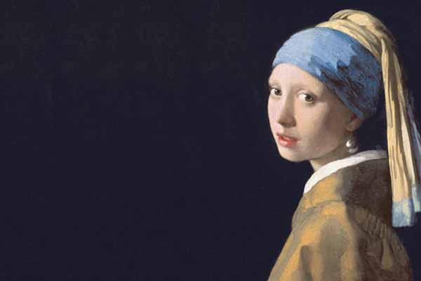 Girl with a Pearl Earring Photo live