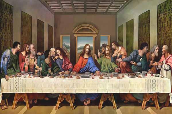 art Thelast supper