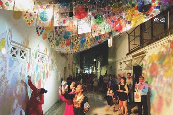 Singapore Art Week Walk